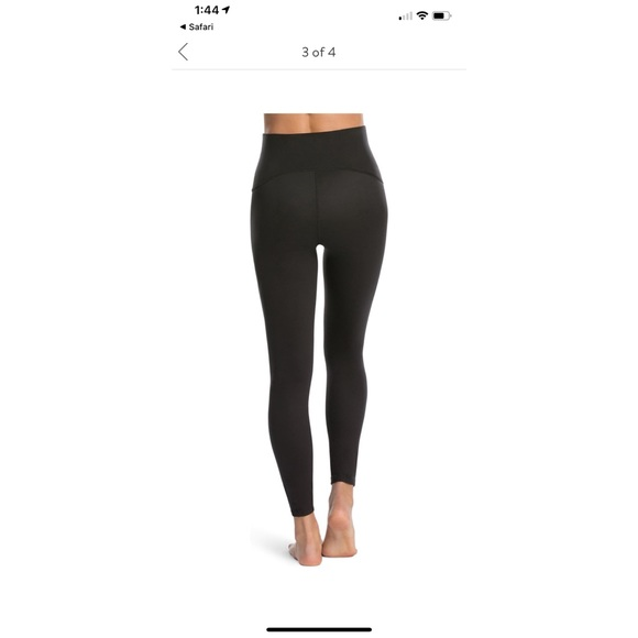 SPANX Pants - Spanx Active Shaping Compression legging 7/8